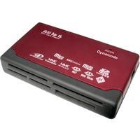 Dynamode Usb-cr-6p 55-in-one External Usb Card Reader Usb-cr-6p - Tgt01
