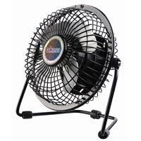 Akasa  Mini Desktop Fan Usb Powered Ak-ufn01-bk - Tgt01