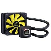 Akasa Venom A10 Aio Universal Socket 120mm Pwm 1900rpm Liquid Cpu Cooler Ak-lc4001hs01 - Tgt01