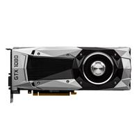 Gigabyte Geforce Gtx1070 Founders Edition 8gb Gddr5 Vr Ready Nvidia Reference Cooler Graphics Card Gv-n1070d5-8gd-b - Tgt01