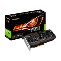 Gigabyte Geforce Gtx1080 G1 Gaming 8gb Gddr5x Vr Ready Windforce 3x Cooling System Graphics Card Gv-n1080g1 Gaming-8gd - Tgt01