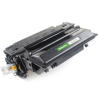 Colorway Compatible Hp Ce255x Black Laser Toner Cartridge Cw-h255eux - Tgt01