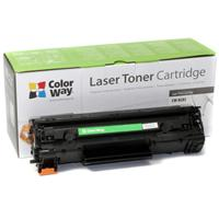 Colorway Compatible Hp Cf283a Black Laser Toner Cartridge Cw-h283eu - Tgt01