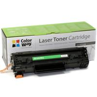 Colorway Compatible Hp Ce285a Black Laser Toner Cartridge Cw-h285eu - Tgt01