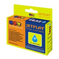 Jetplay T1632 Epson Compatible Cyan Replacement Ink;