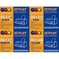 Epson Compatible Ink 611-614 4 Pack Pl-611-614 - Tgt01