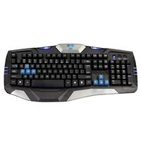 E-blue Ekm739 Professional Gaming Keyboard ( English ) Ekm739bkus-iu - Tgt01
