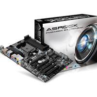 Asrock Fm2a88x-ext4+ Amd Socket Fm2+ Atx Vga/dvi-d/hdmi Usb 3.0 Motherboard Fm2a88x Extreme4+ - Tgt01