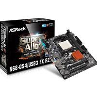 Asrock N68-gs4/usb3 Fx Amd Socket Am3+ Matx Vga Usb 3.0 Motherboard N68-gs4/usb3 Fx - Tgt01