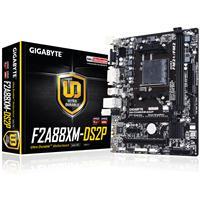Gigabyte Ga-f2a88xm-ds2p Amd Socket Fm2+ Micro Atx Vga/dvi-d Usb 3.0 Motherboard Ga-f2a88xm-ds2p - Tgt01