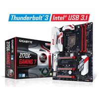 Gigabyte Ga-z170x-gaming 7 Intel Socket 1151 Atx Ddr4 Hdmi/displayport M.2 Usb 3.0/3.1 Motherboard Ga-z170x-gaming 7-eu - Tgt01