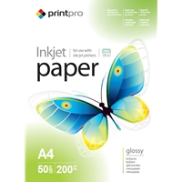 Colorway Glossy A4 200gsm Photo Paper 50 Sheets Pge200050a4 - Tgt01