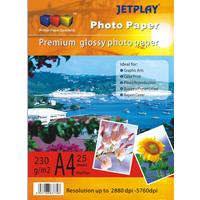 A4 Photo Paper 230gsm Glossy 25 Pack Pl-gp230a4 25pk - Tgt01