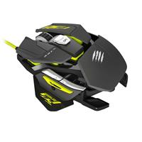 Mad Catz R.a.t. Pro S Black Usb Full Size Optical Gaming Mouse Mcb4372200a6/04/1 - Tgt01