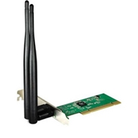 Netis Wf-2118 300mbps Wireless N Pci Adapter Detachable Antennas Wf2118 - Tgt01