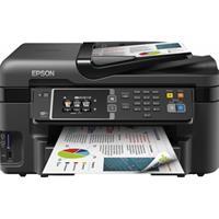 Epson Workforce Wf-3620dwf Colour Multifunction Printer C11cd19301 - Tgt01