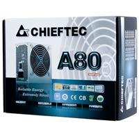 Chieftec A-80 Series Atx Power Supply 400w 80 Plus Bronze Ctg-400-80p - Tgt01