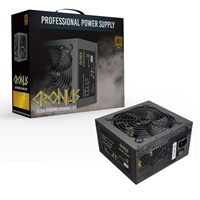 Cronus Modular 600 Watt 80+ Cert Psu Atx600w - Tgt01