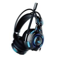 E-blue Ehs919bkaa-iu Mazer Vibrating Gaming 3.5mm Jack Stereo Headset Ehs919bkaa-iu - Tgt01