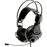 E-blue Cobra Ehs926bkaa Gaming 3.5mm Jack Stereo Headset Ehs926bkaa-iy - Tgt01