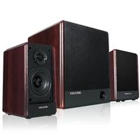 Microlab Fc330 2.1 Speaker System 40w Rms With Wooden Subwoofer Microlabfc330 - Tgt01