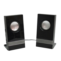 Target Vc-s191a Black 2w Usb Speakers S191a - Tgt01
