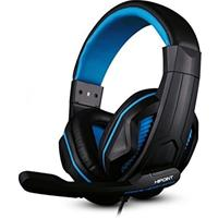 Hipoint X2-blue Extreme Gaming Headset With Mic & In-line Volume Control For Ps4 Mobiles Laptops And Pcs X2-blue - Tgt01