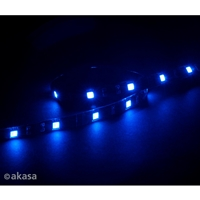 Akasa Vegas M 0.5m Magnetic Blue Led Light Strip Ak-ld05-50bl - Tgt01