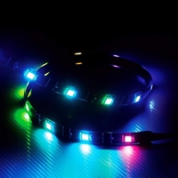 Akasa Vegas Mba 0.60m Addressable Rgb Led Light Strip Ak-ld07-60rb - Tgt01