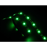 Akasa Vegas 0.6m Green LED Light Strip