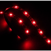 "Akasa ""Vegas"" AK-LD02-05RD LED Strip Light 60cm Red"