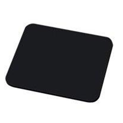 Black Non Slip Mouse Mat