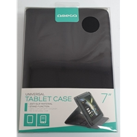 "Omega Universal 7"" Tablet Case And Stand Oct7mb - Tgt01"