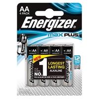Energizer Maxplus Pack Of 4 Aa Batteries Enerlr6b4maxplus - Tgt01