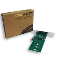 Maiwo M.2 Pcie Card Including Full Profile Bracket. Kt016 - Tgt01