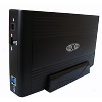 "Maxam 3.5"" SATA USB 3.0 External HDD Enclosure"