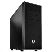 Bitfenix Neos Mid Tower 1 X Usb 3.0 / 1 X Usb 2.0 Solid Side Panel Version Black Case Bfc-neo-100-kkxsk-rp - Tgt01