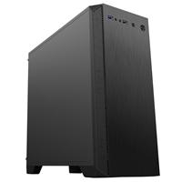 Cit Serenity Micro Tower 1 X Usb 3.0 / 1 X Usb 2.0 Sound-dampened Black Case Cit-serenity - Tgt01