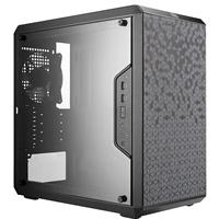 Cooler Master MasterBox Q300L Micro Tower 2 x USB 3.0 Side Window Panel Black Case