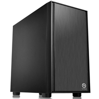 Thermaltake Versa H17 Micro Tower 1 X Usb 3.0 / 2 X Usb 2.0 Black Case Ca-1j1-00s1nn-01 - Tgt01