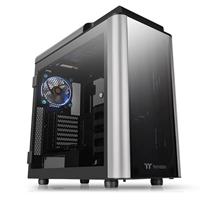 Thermaltake Level 20 Gt Full Tower 1 X Usb 3.1 Type-c / 2 X Usb 3.0 / 2 X Usb 2.0 4 X Tempered Glass Window Panels Black Case With Blue Led Fan Ca-1k9-00f1wn-00 - Tgt01
