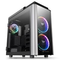 Thermaltake Level 20 Gt Rgb Plus Edition Full Tower 1 X Usb 3.1 Type-c / 2 X Usb 3.0 / 2 X Usb 2.0 4 X Tempered Glass Window Panels Black Case With Addressable Rgb Led Fans Ca-1k9-00f1wn-01 - Tgt01