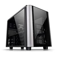 Thermaltake Level 20 Xt Cube Chassis 1 X Usb 3.1 Type-c / 2 X Usb 3.0 / 2 X Usb 2.0 4 X Tempered Glass Window Panels Black Case Ca-1l1-00f1wn-00 - Tgt01