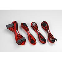 Phanteks Black & Red 0.50m Extension Cable Combo Kit