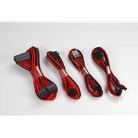 Phanteks Black & Red 0.50m Extension Cable Combo Kit