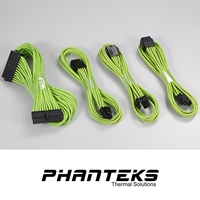 Phanteks Green 0.50m Extension Cable Combo Kit