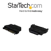 StarTech Slimline SATA to SATA Adapter with Power - F/M
