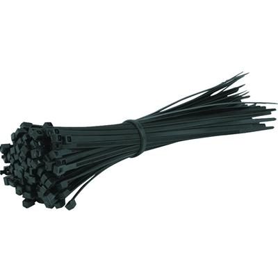 100 Pack of 200 x 4.5mm Black OEM Cable Ties