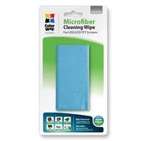 Colorway Multipurpose Double Sided Microfibre Cleaning Wipe Cw-6108 - Tgt01