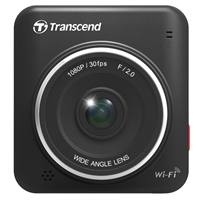 Transcend Drivepro 200 1080p Full Hd Dashcam Built-in Wi-fi With Suction Mount Ts16gdp200m - Tgt01
